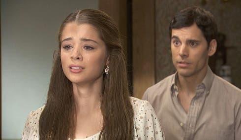 Carolina e Pablo - Il Segreto
