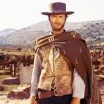 Clint Eastwood in Il buono, il brutto, il cattivo