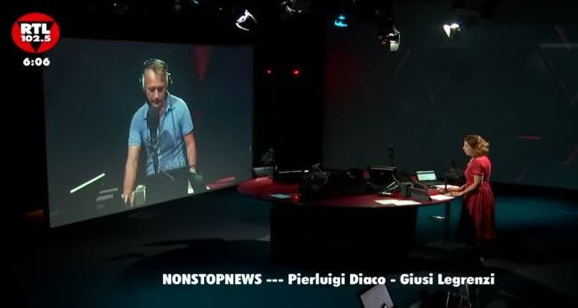 Diaco VS Legrenzi - Non Stop News