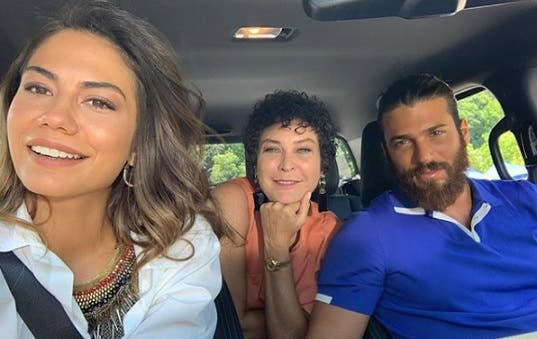 Sanem, Huma e Can - Daydreamer