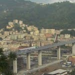 inaugurazione ponte genova