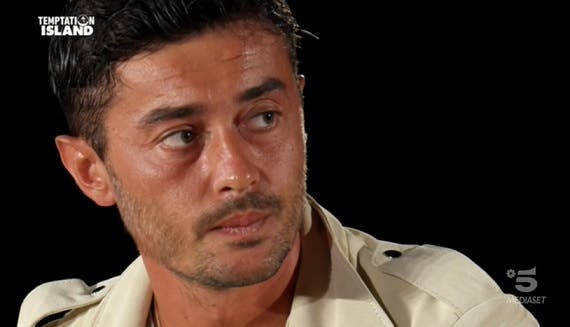 Amedeo - Temptation Island 8