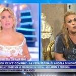 Barbara D'Urso, Angela di Mondello