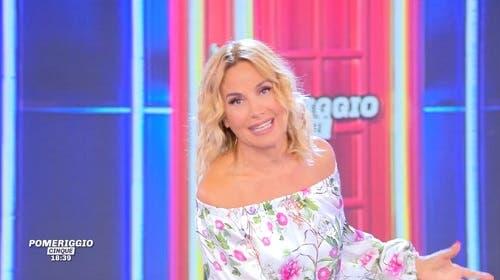 Barbara D'Urso - Pomeriggio Cinque