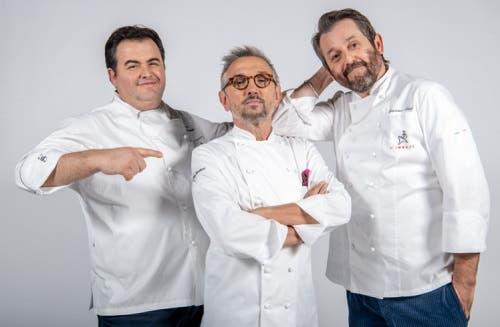 Esposito, Barbiere e Tomei - Cuochi d'Italia