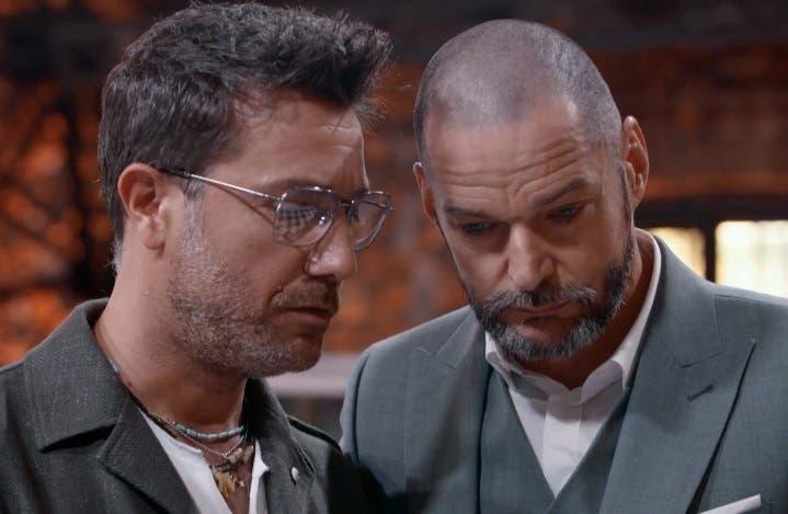 Gino D'Acampo e Fred Sirieix