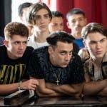 Mare Fuori - Antonio Orefice, Matteo Paolillo e Ar Tem