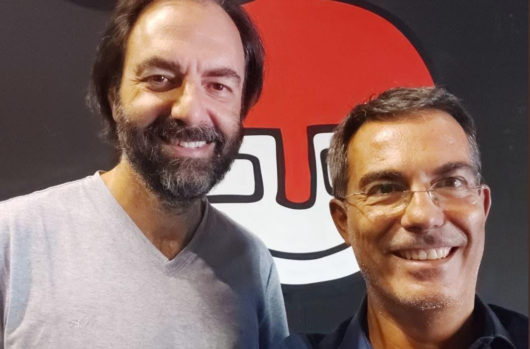 Neri Marcorè a diMartedì, domani il debutto