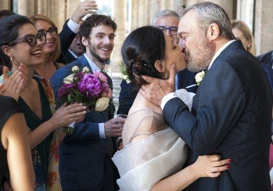 Nero a Metà 2 - Alessia Barela e Claudio Amendola