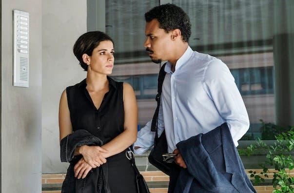 Nero a Metà 2 - Rosa Diletta Rossi e Miguel Gobbo Diaz