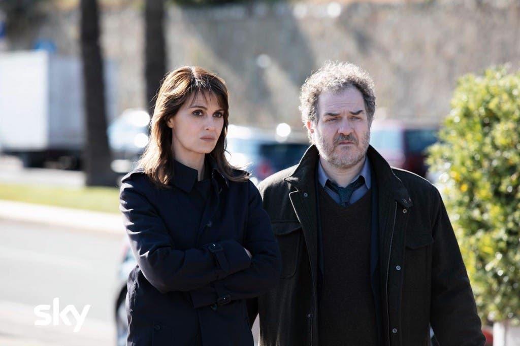 Petra - Paola Cortellesi e Andrea Pennacchi
