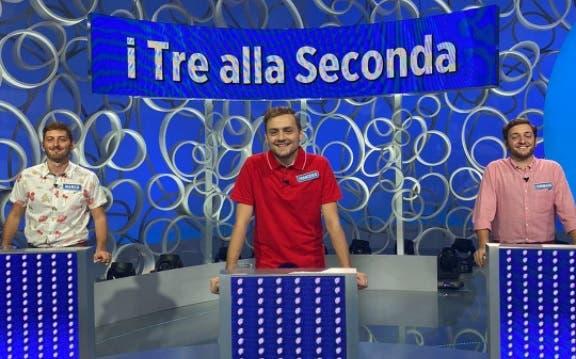 Liorni… a Catena: I Tre alla Seconda a Italia Sì