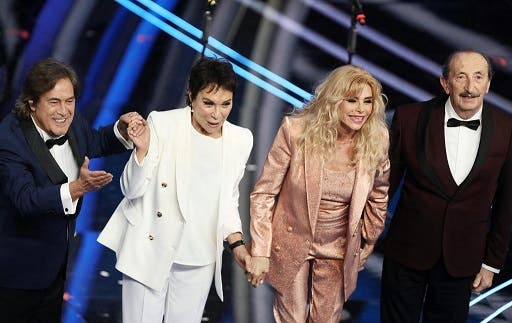 Ballando con le Stelle 2020: i Ricchi e Poveri ballerini per una notte della seconda puntata
