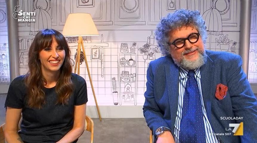 Senti chi Mangia - Benedetta Parodi e Andrea Grignaffini