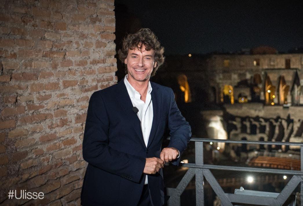 Ulisse |  Alberto Angela festeggia 20 anni con nuove puntate post lockdown