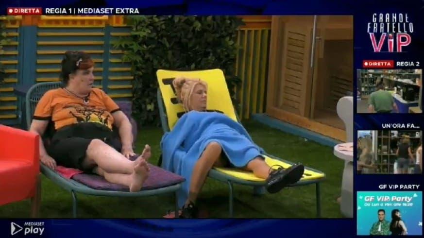 Patrizia De Blanck e Maria Teresa Ruta