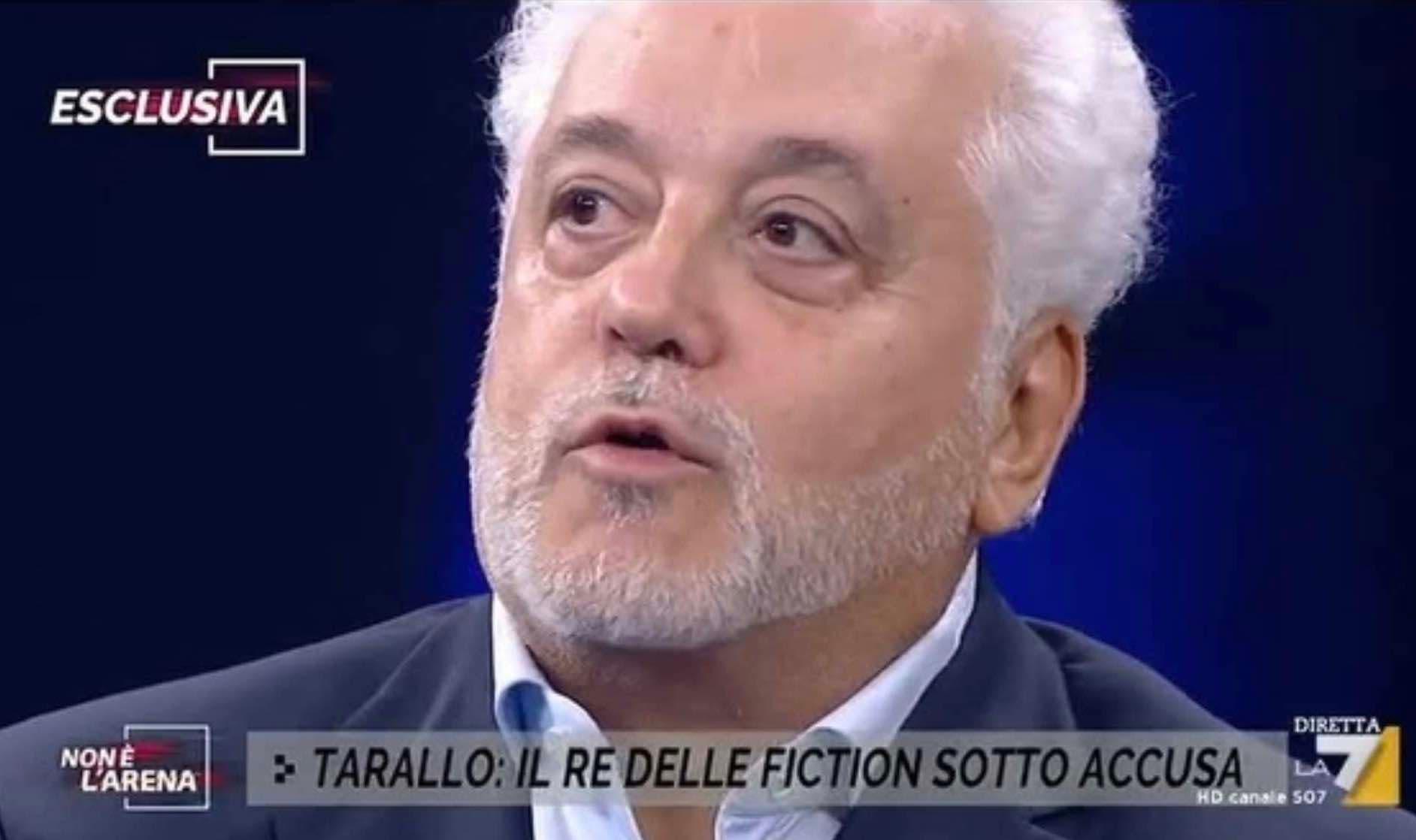 Alberto Tarallo a Non è L'Arena