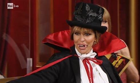 Alessandra Mussolini - Ballando con le Stelle