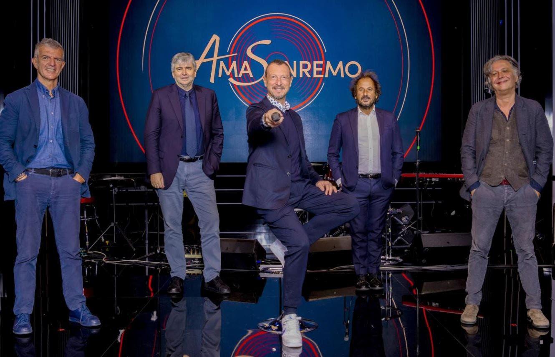 Sanremo Giovani: ecco i 20 semifinalisti in gara ad Ama Sanremo. Fuori Francesco Monte