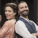 Clara Garrido e Marc Parejo