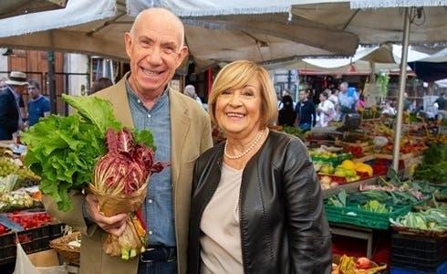 Davide Mengacci e Anna Moroni