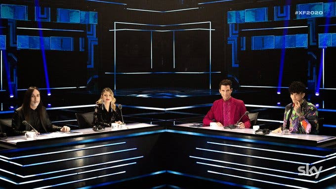 X Factor 2020 - Live Show