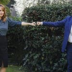 Francesca Romana Elisei e Roberto Vicaretti
