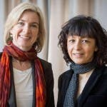 Jennifer Doudna e Charpentier Emmanuelle, vincitrici premio Nobel