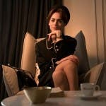 Miriam Leone nei panni di Oriana Fallaci in A cup of coffee with Marilyn