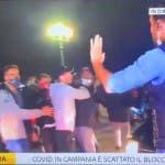 SkyTg24, Paolo Fratter aggredito a Napoli