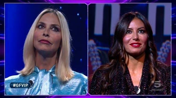 Stefania vs Elisabetta - GF Vip 5