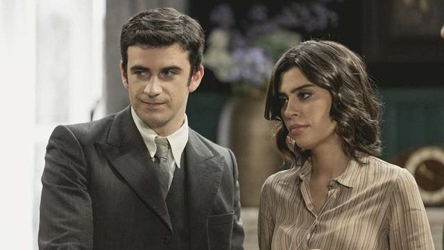 Tomas e Alicia - Il Segreto