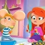 Topo Gigio e Zoe