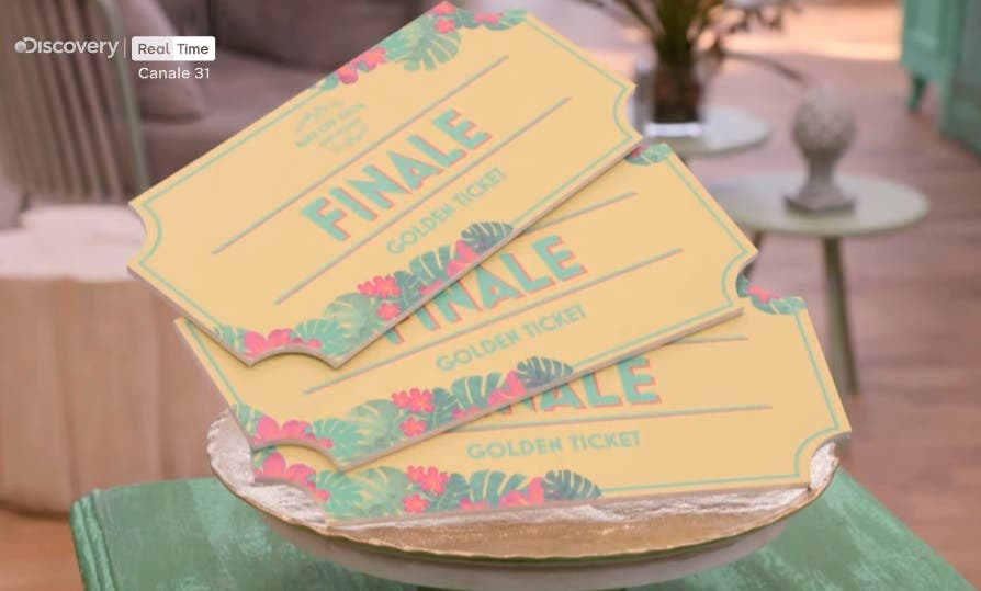 Bake Off 2020 - I Golden Ticket per la finale