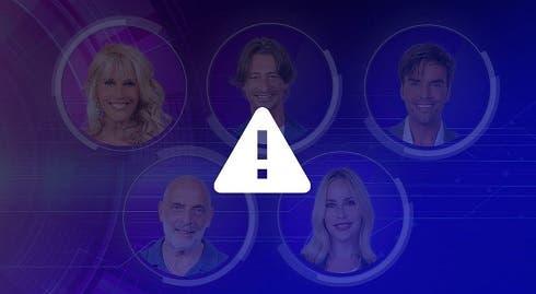 GFVip, annullato il televoto di questa settimana: ecco il motivo