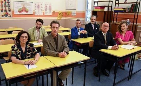 I Professori e il Preside de Il Collegio