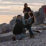 Il Silenzio dell'Acqua 2 - Ambra Angiolini, Jessica Claudia Paun e Giulio Corso