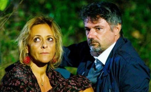 Luisa Amatucci (Silvia) e Alberto Rossi (Michele) in Un Posto al Sole