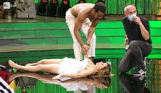 Malore Alessandra Mussolini - Ballando 15