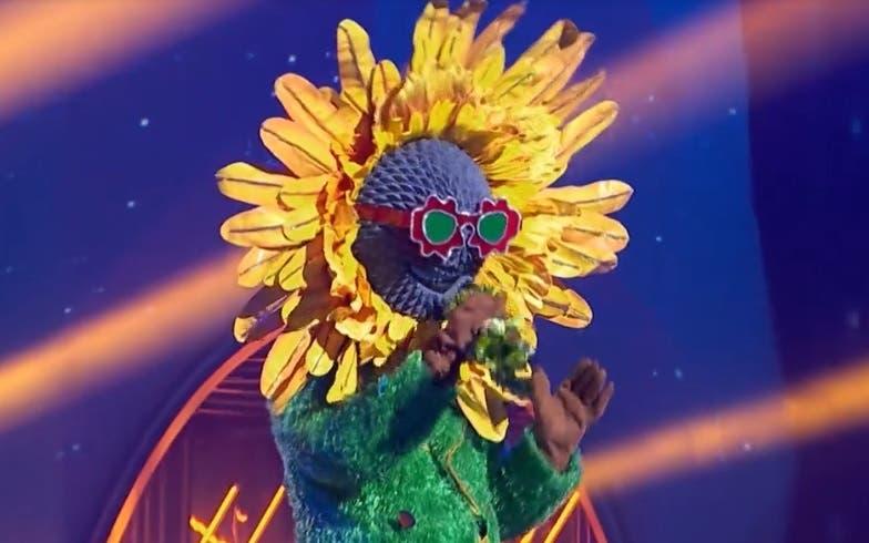 Mask Singer - Il Girasole