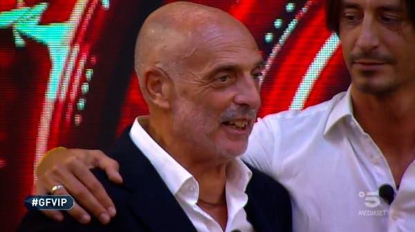 Paolo Brosio - GF Vip 5