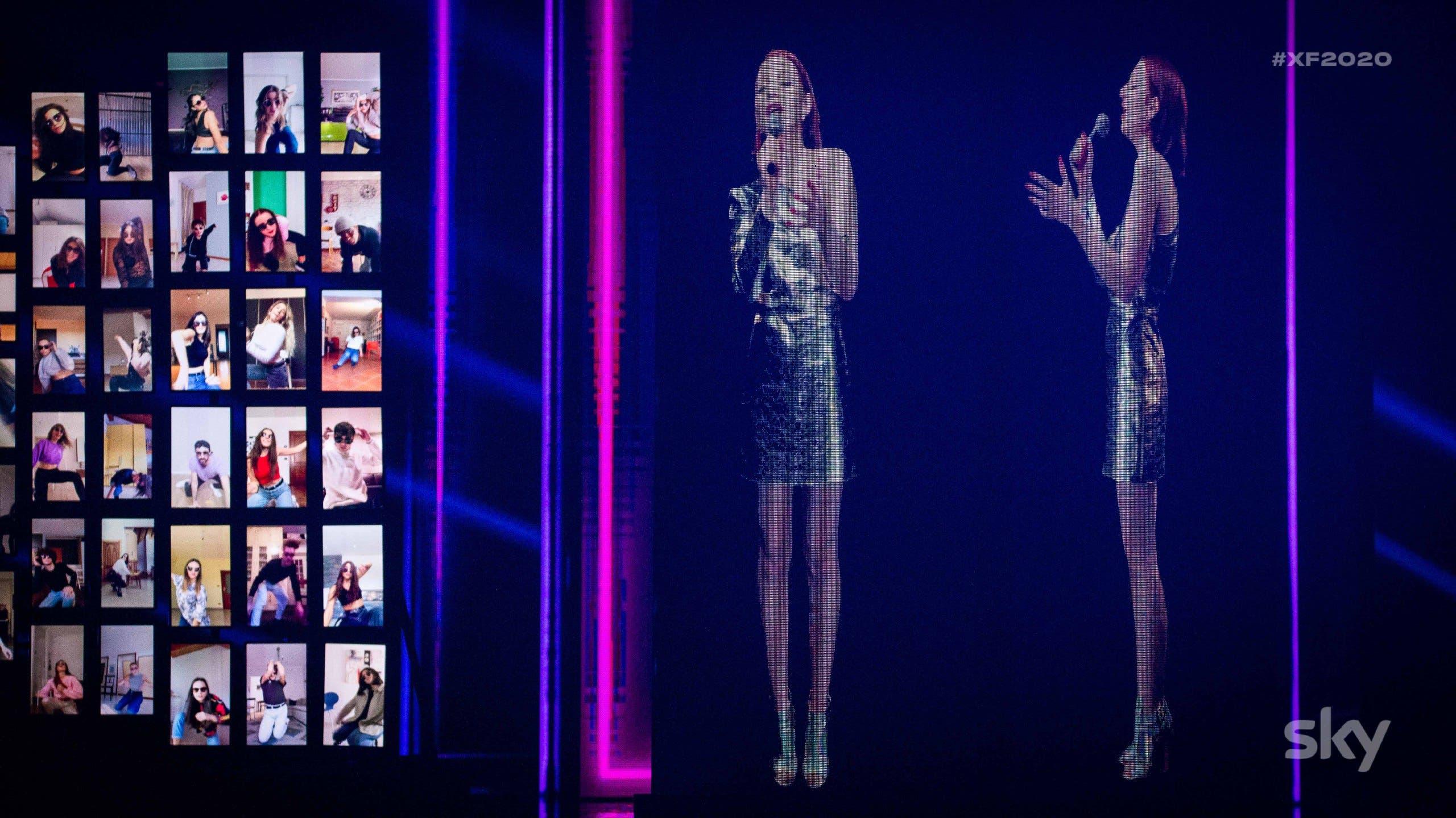 Purple Disco Machine e Sophie and the Giants virtualmente sul palco di X Factor