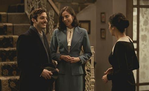 Ramon, Marta e Manuela - Il Segreto