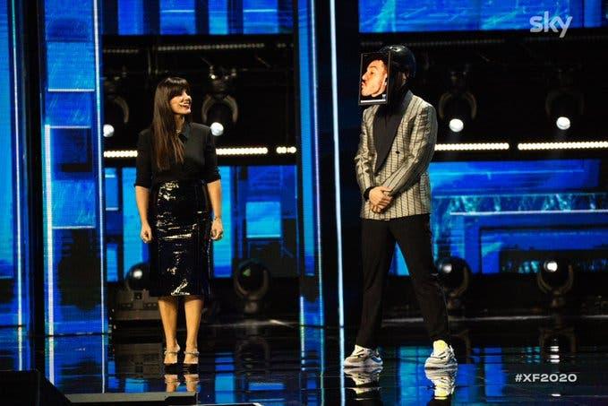 Secondo Live Show X Factor 2020