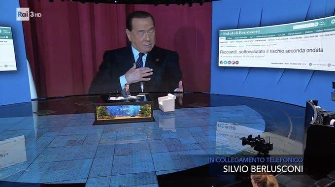 Covid, Berlusconi: