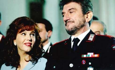 Stefania Sandrelli e Gigi Proietti