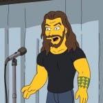 Jason Momoa guest star dei Simpson