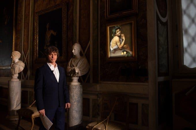 Alberto Angela - Stanotte con Caravaggio
