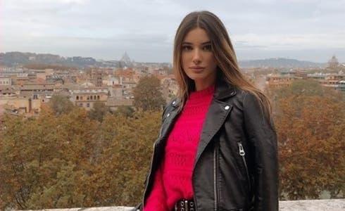 Alice Ferazzoli - Miss Lazio 2020