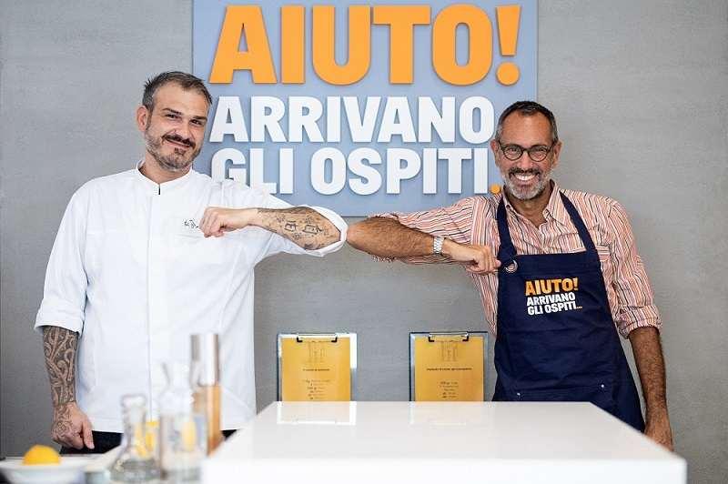 Andrea Castrignano e Roberto Di Pinto